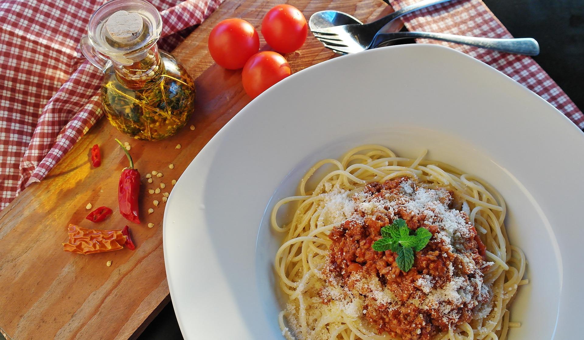 Italialainen ruoka: yksinkertaisuus on valttia